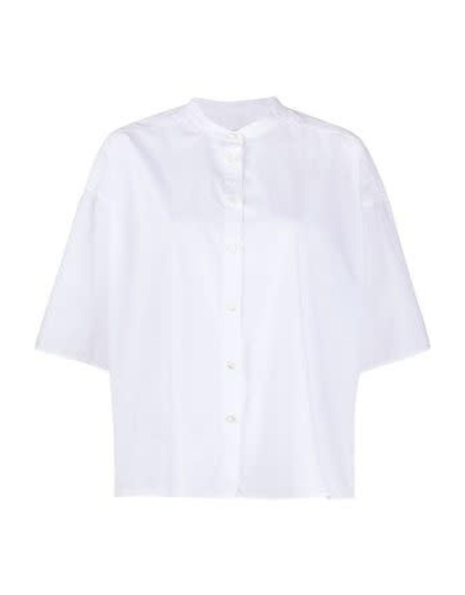 Closed Shirt Tulip white
