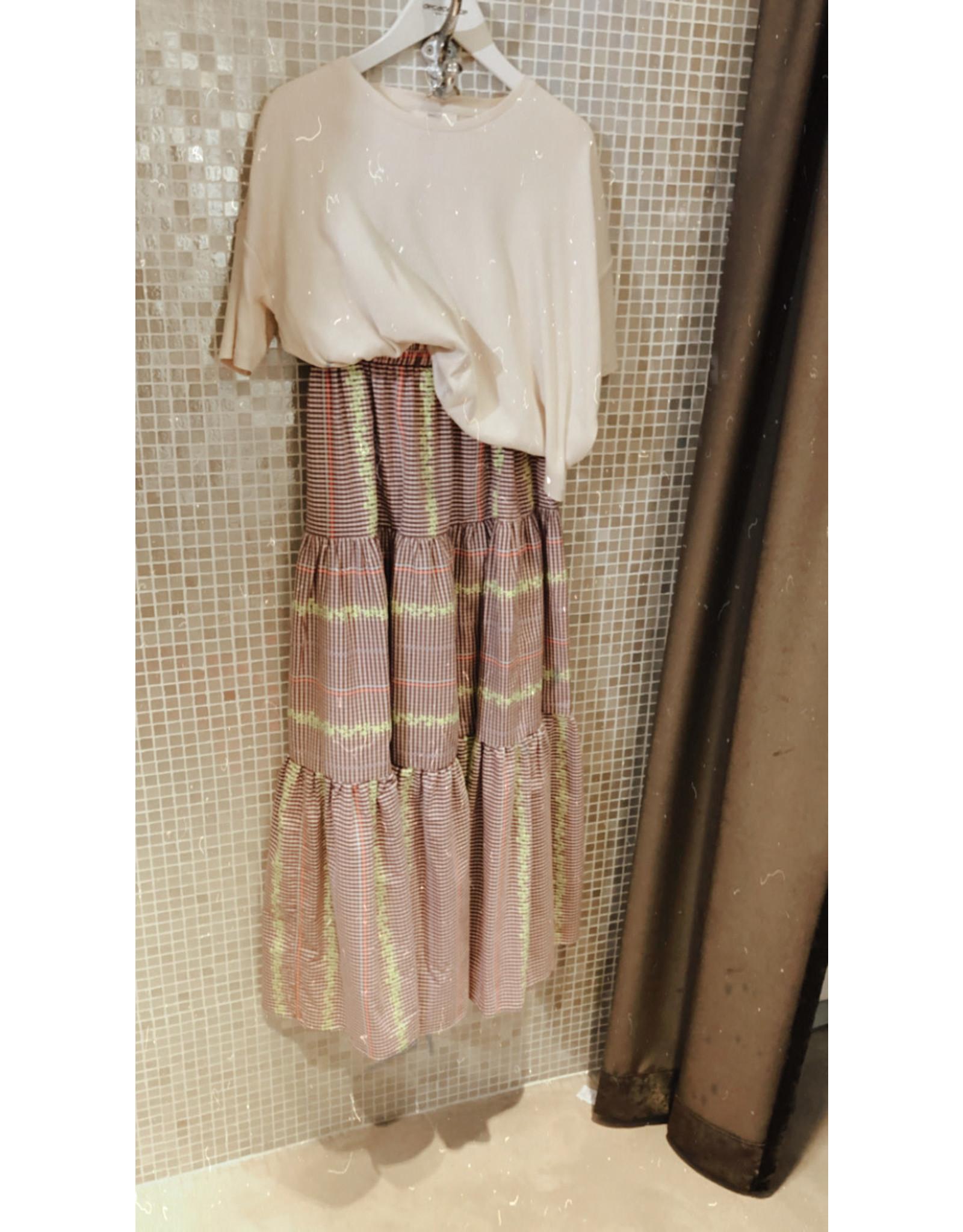 Long Skirt Zakar Anthi