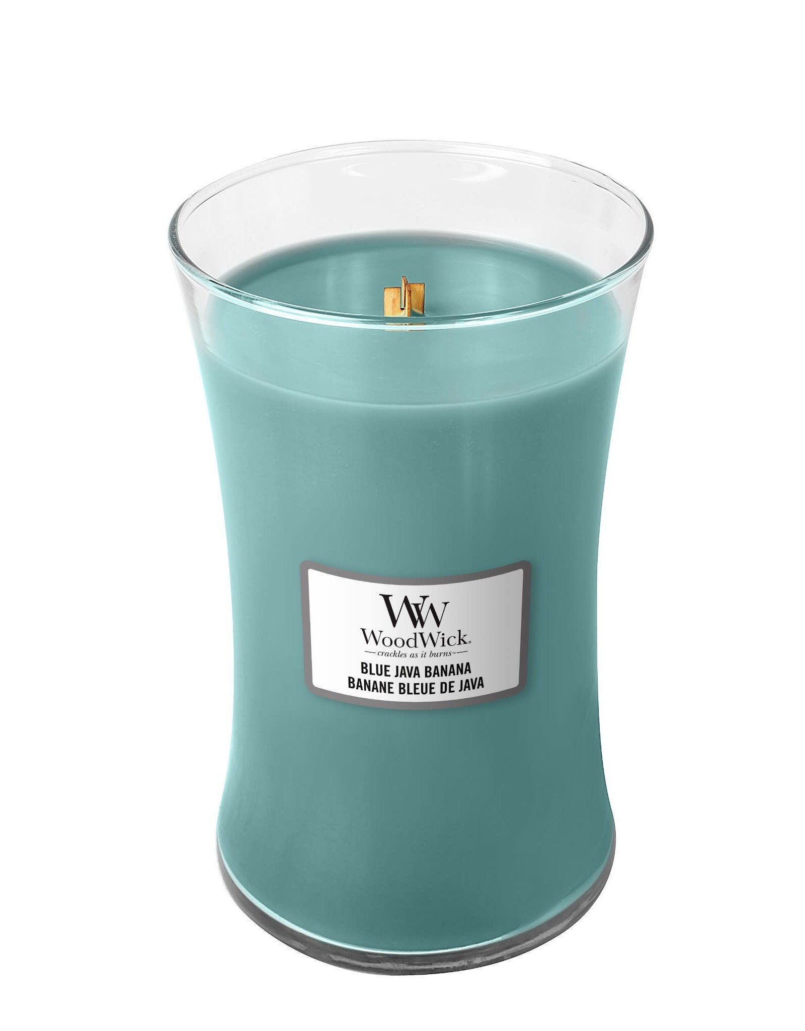 WoodWick woodwick blue java banana