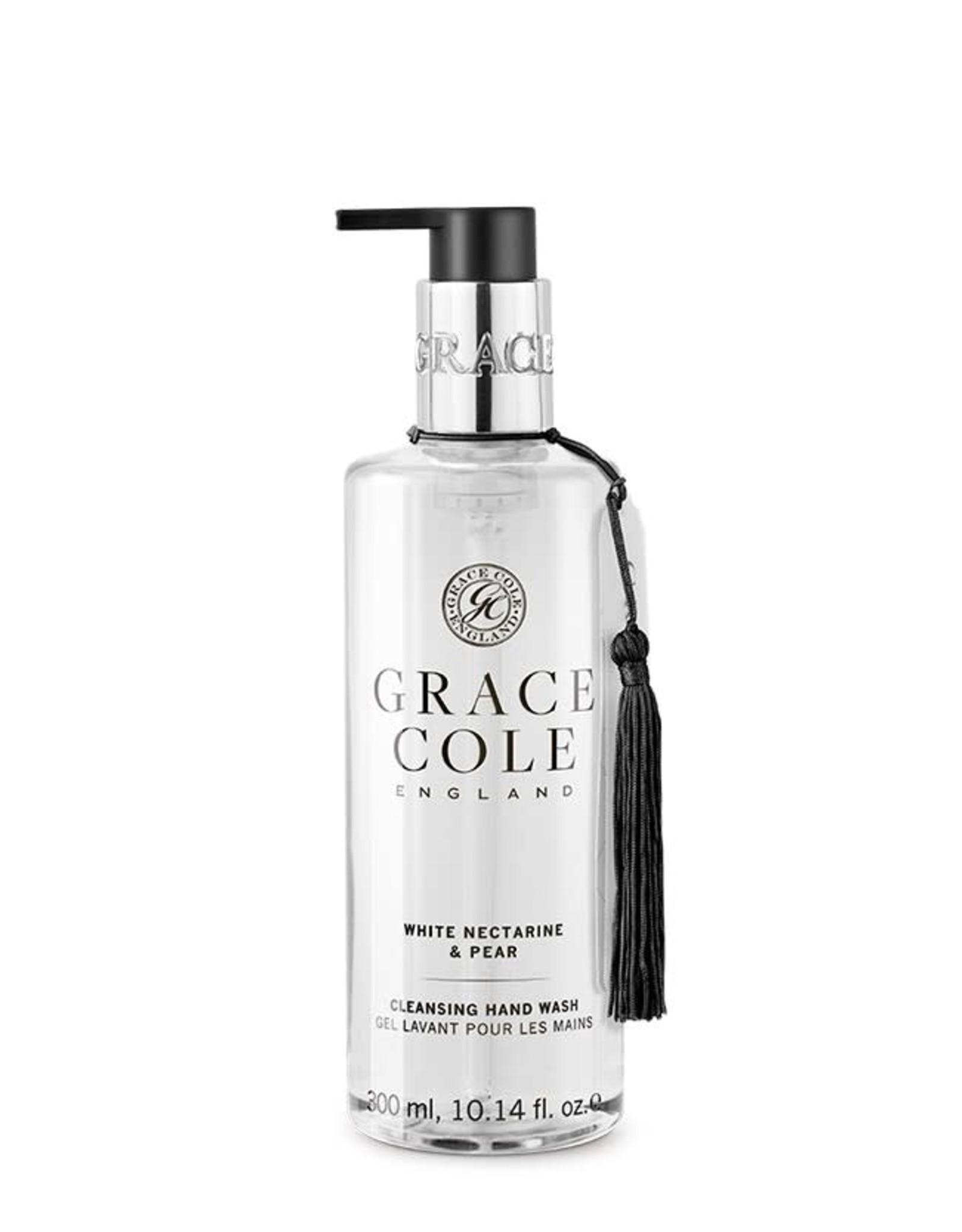 Grace Cole Hand Wash White Nectarine&Pear