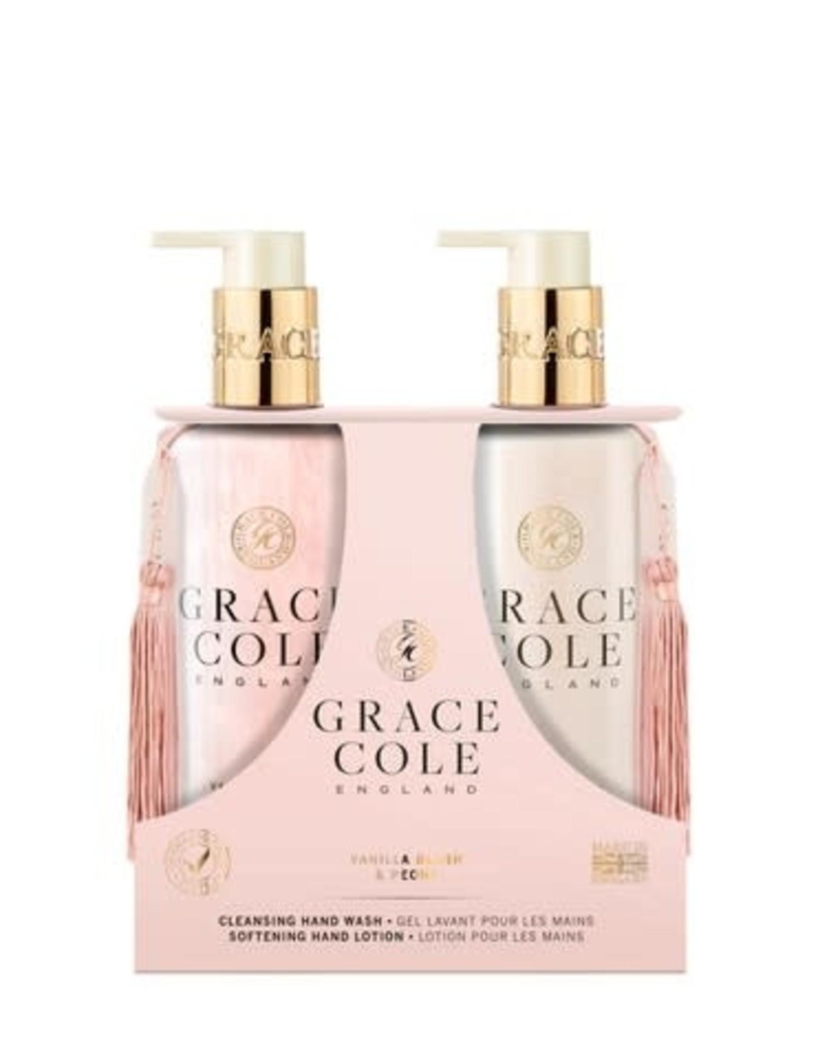 Grace Cole Hand care duo Vanilla Blush & Peony