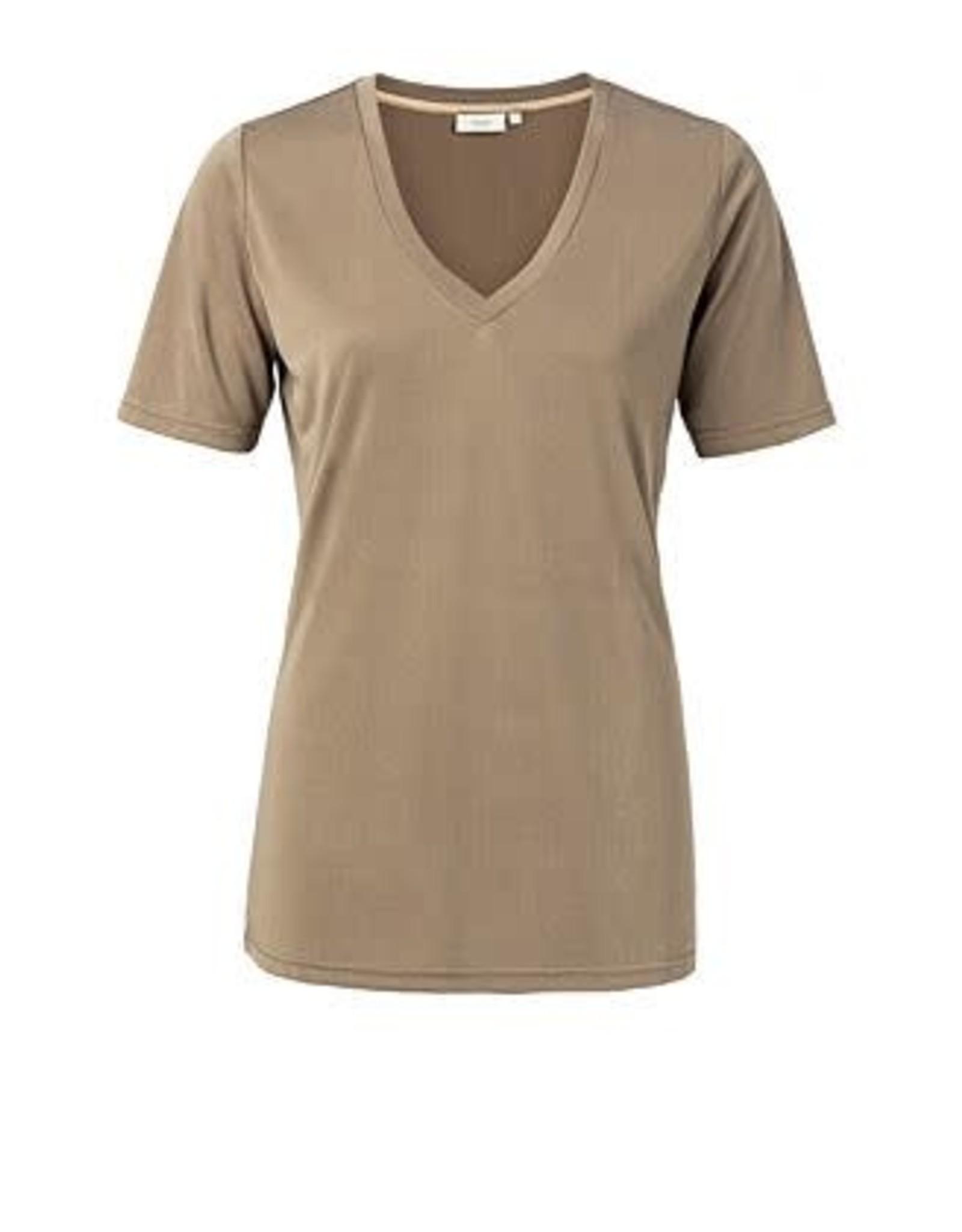 YaYa T-shirt Brown Clay size S