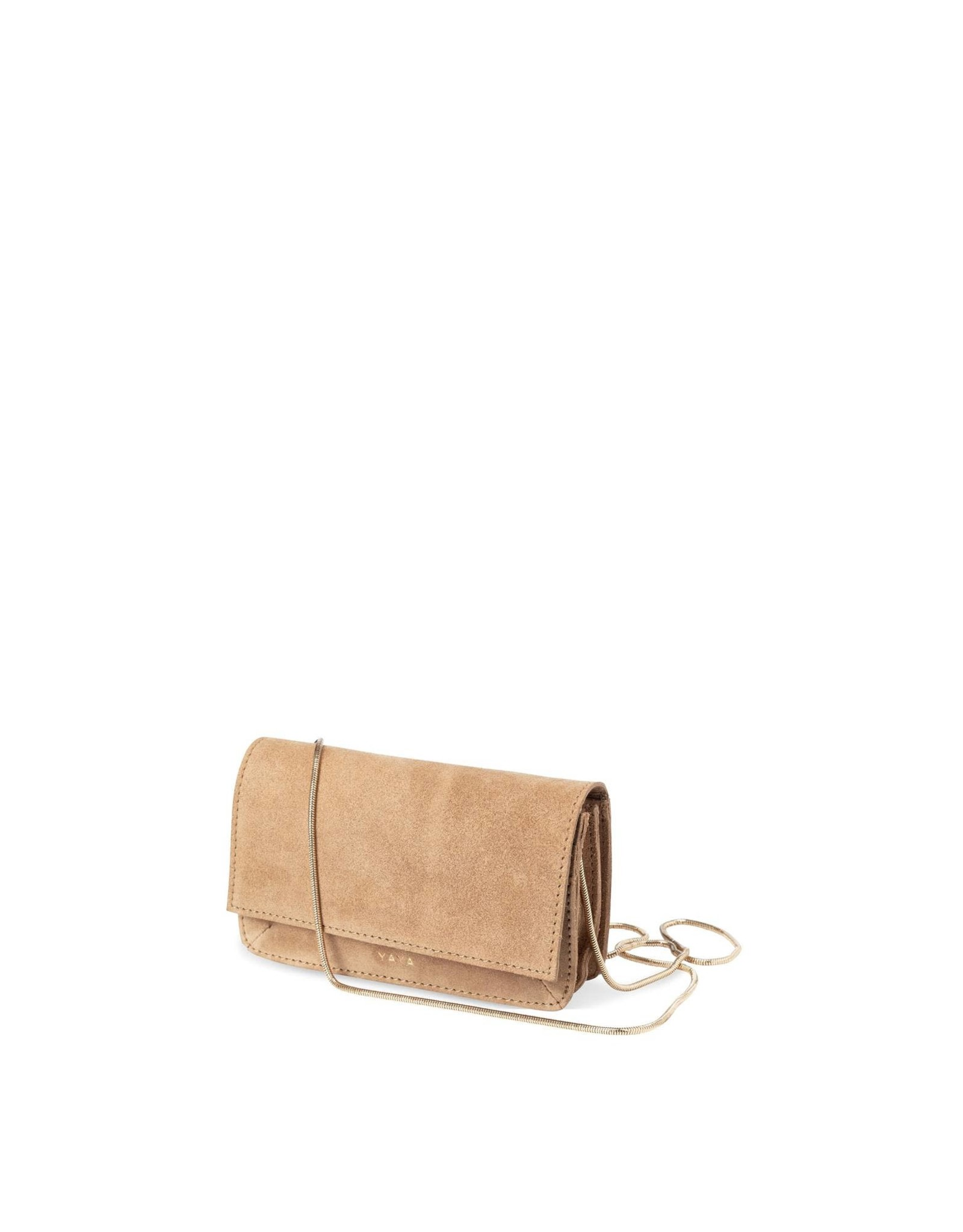 YaYa Suede mini bag