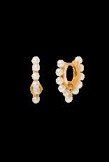 Aleyolé Earring Amelie gold