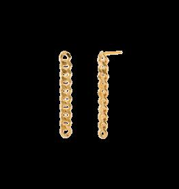 Aleyolé Earring Simone gold