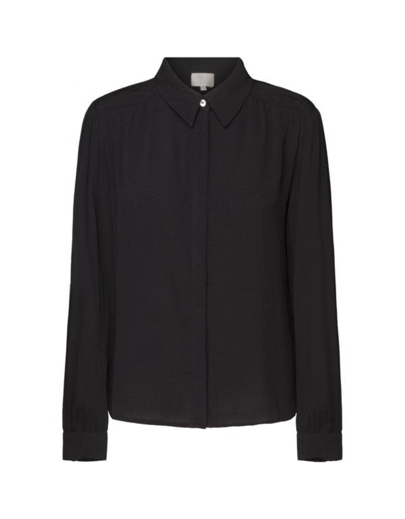 Valva shirt black