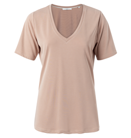 YaYa 1919121-023 V-neck shirt Faded pink