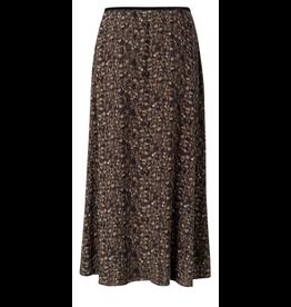 YaYa 1401114-024 Midi Skirt