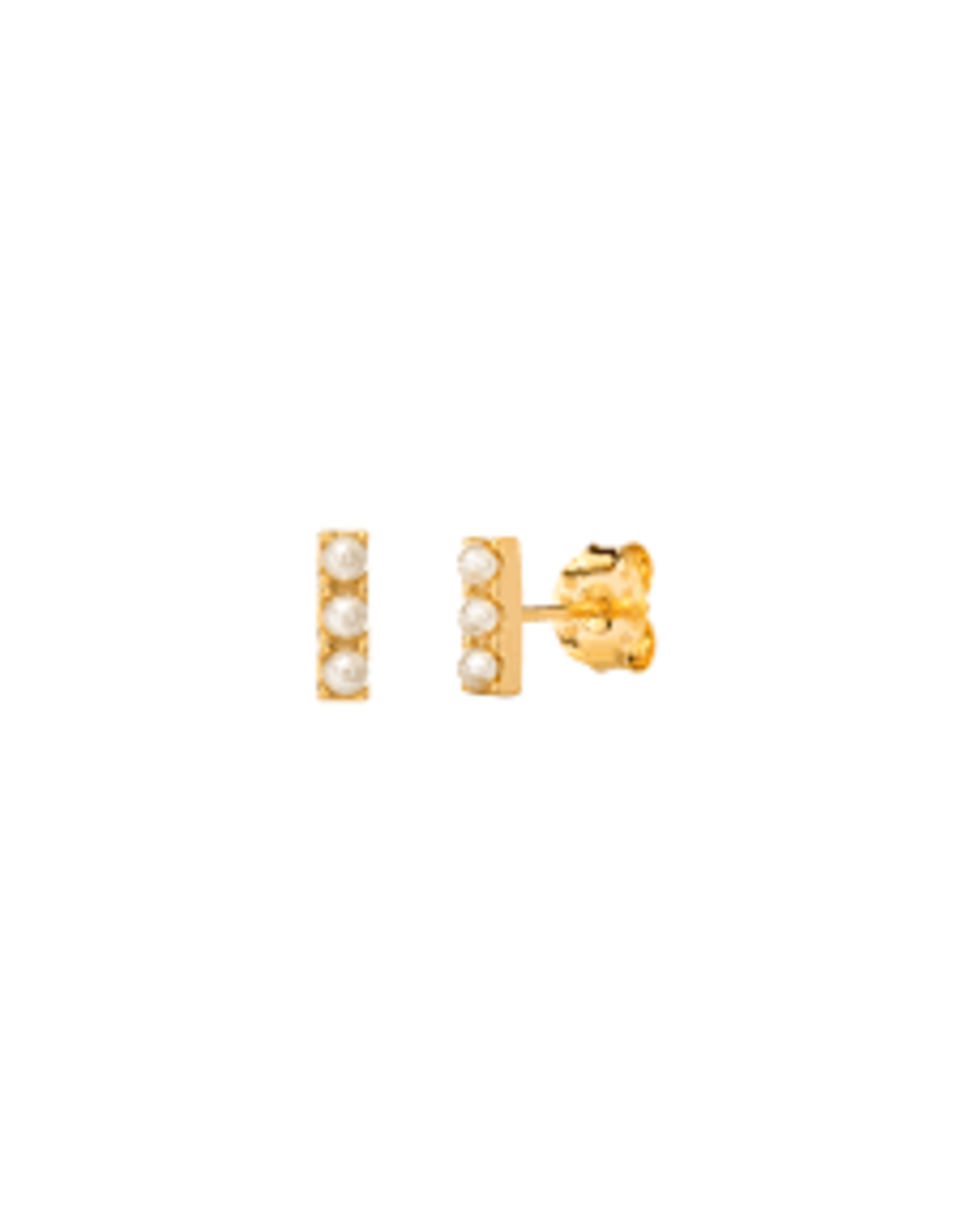 Aleyolé Earring Lille gold