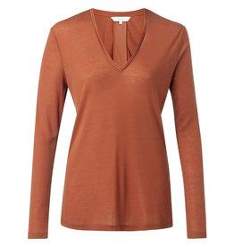 YaYa 1919104-924 Shirt Rust