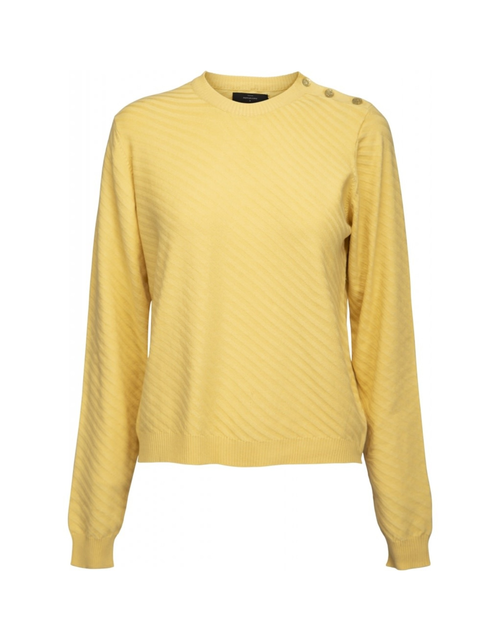 Knit Natasha Yellow