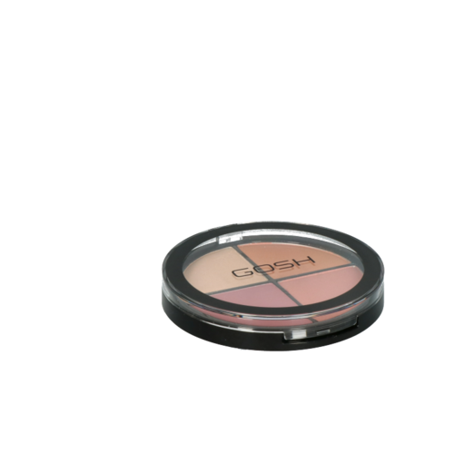 Gosh Strobe 'N Glow Kit - 002 Blush