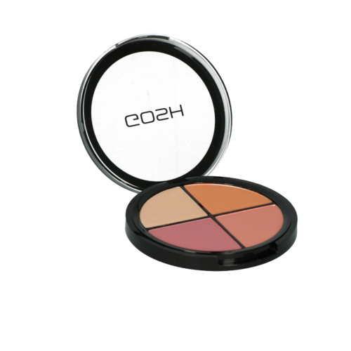 Gosh Strobe 'N Glow Kit -Blush