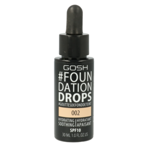 Gosh Foundation Drops - Ivory 002