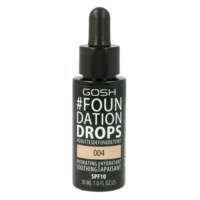 Foundation Drops Natural 004