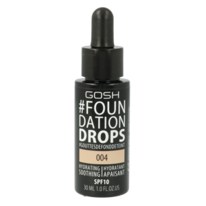 Gosh Foundation Drops Natural 004