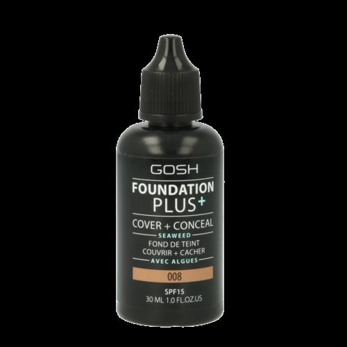 Gosh Foundation Plus+ 008 Golden
