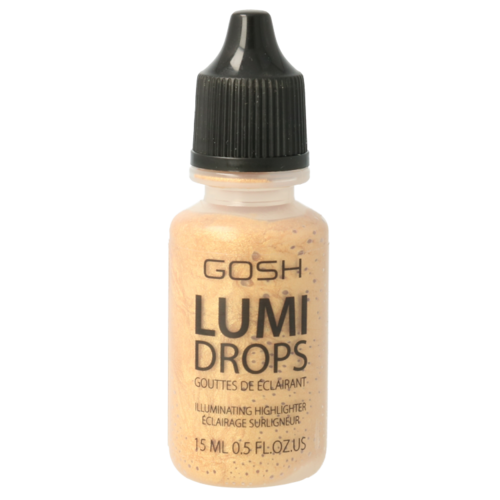 Gosh Lumi Drops 15 ml- 014 Gold