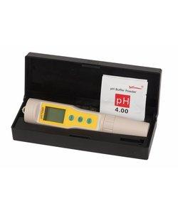 PH- und Temperaturmessgerät