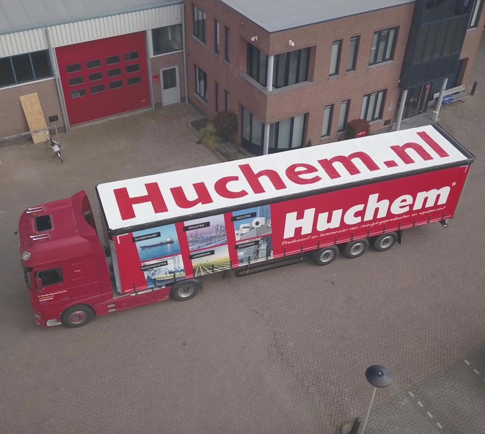 Tochtergesellschaft Huchem
