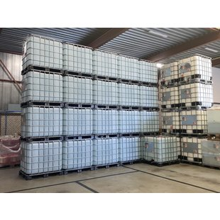 Propylene Glycol Food-Safe 100% - IBC 1000L