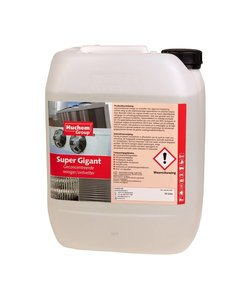Super Gigant (Concentrated installation cleaning / degreasing)