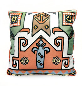 "Liv&Dols Pillow ""Araphos tribe 1"""