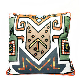 "Liv&Dols Pillow ""Araphos tribe 2"""