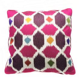 """Liv & Dols Pillow """"African queen"""" - 48 x 48 cm"""