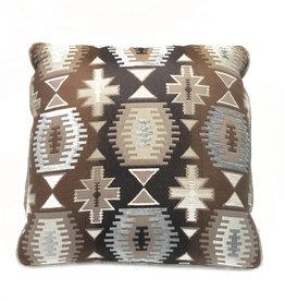 "Liv & Dols Pillow ""Tribal I"" - 48 x 48 cm"