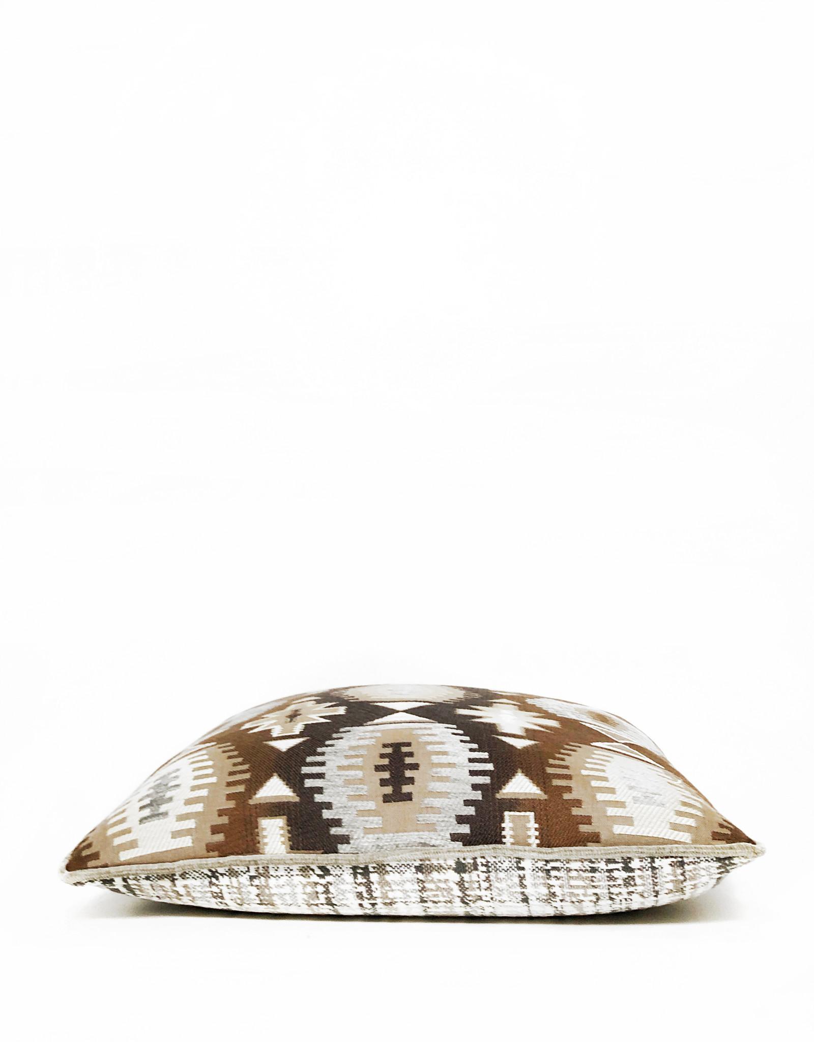 "Liv & Dols Pillow ""Tribal I"""