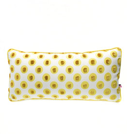 "Liv & Dols Pillow ""Polka"" - 29 x 58 cm"