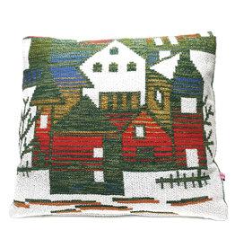 "Liv & Dols Pillow ""Zakynthos green II"" - 48 x 50 cm"