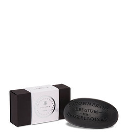 Savonneries Bruxelloises Black roses fine bathing soap bar (100 g)