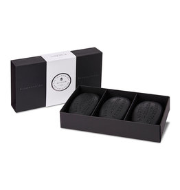 Savonneries Bruxelloises Fine soap gift box - black rose (3 x 100 g)