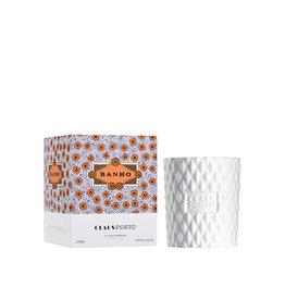 Claus Porto Banho - Lemon verbena candle (270g / 9,5 oz.)