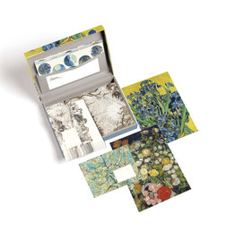 Pepin Press Van Gogh letter writing gift set