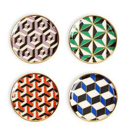 Jonathan Adler Versailles coasters