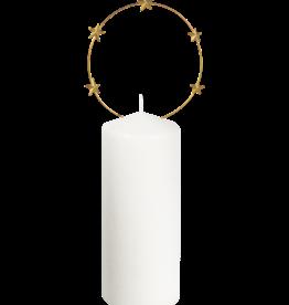 Aureole candle decoration, Ø 15 cm