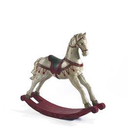 Vintage miniature rocking horse
