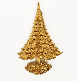 Vintage Vintage Christmas tree brooch