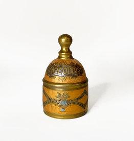 Vintage Portuguese cookie jar