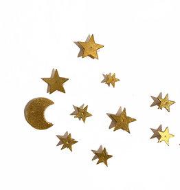 Étoile large - wall star