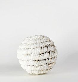 White shell sphere