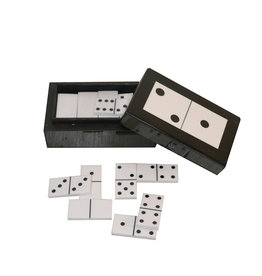 Domino game box