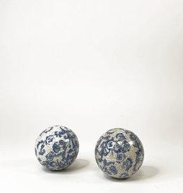 Vintage ceramic  balls