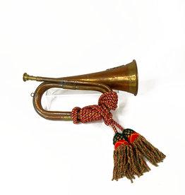 Vintage regiment horn