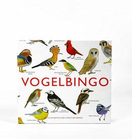 Bird bingo - Dutch edition