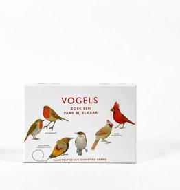 Bird memory -Dutch version