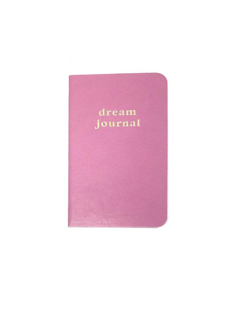 Soft Cover Notebook 9x14, Dream journal bodacious